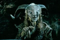 theoldwaysdaughter:  Pan's Labyrinth, in my opinion, one of the best spanish movies I've ever watched. Has been a while since last time I watched it for it's creepy, even though if brilliant in many aspects. Love the characters, the landscapes, the myst of the environment and the story in itself. Nothing to criticize.