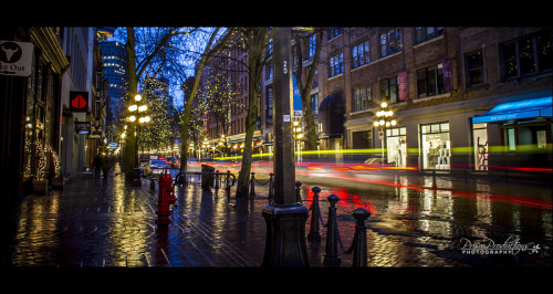 Photo of the Day: Gastown by Prism.Productions.