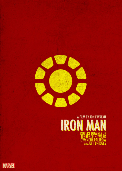 Iron Man by evilcomma