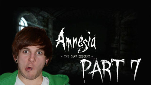 Amnesia: The Dark Descent ~ Part 7 ~ JOEY THE DOG http://www.youtube.com/watch?v=eSzRRZgXTpA Thanks for watching! :D Don't forget to like, favorite, or whatever you feel like :3  Check out all this awesome stuff: Facebook: http://on.fb.me/iwYBnf Twitter: http://bit.ly/Vag38k Tumblr: http://bit.ly/qsD42T Instagram: http://bit.ly/VTLZTI
