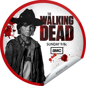 I just unlocked the The Walking Dead: Prey sticker on GetGlue                      32303 others have also unlocked the The Walking Dead: Prey sticker on GetGlue.com                  With the Governor busy pursuing a runaway dissenter, a traitor looks to sabotage his impending plans. Thanks for watching! Share this one proudly. It's from our friends at AMC.