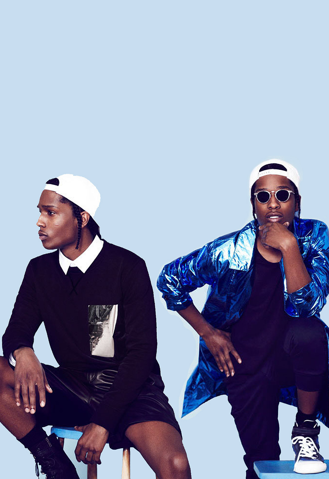 A$AP Rocky for Mr. Porter