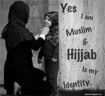 Hijab is a choice, not a symbol of oppression.