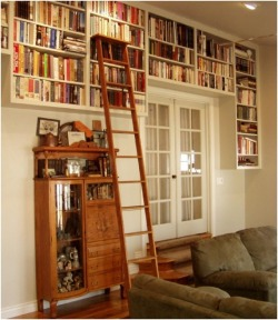 great saving space bookshelf