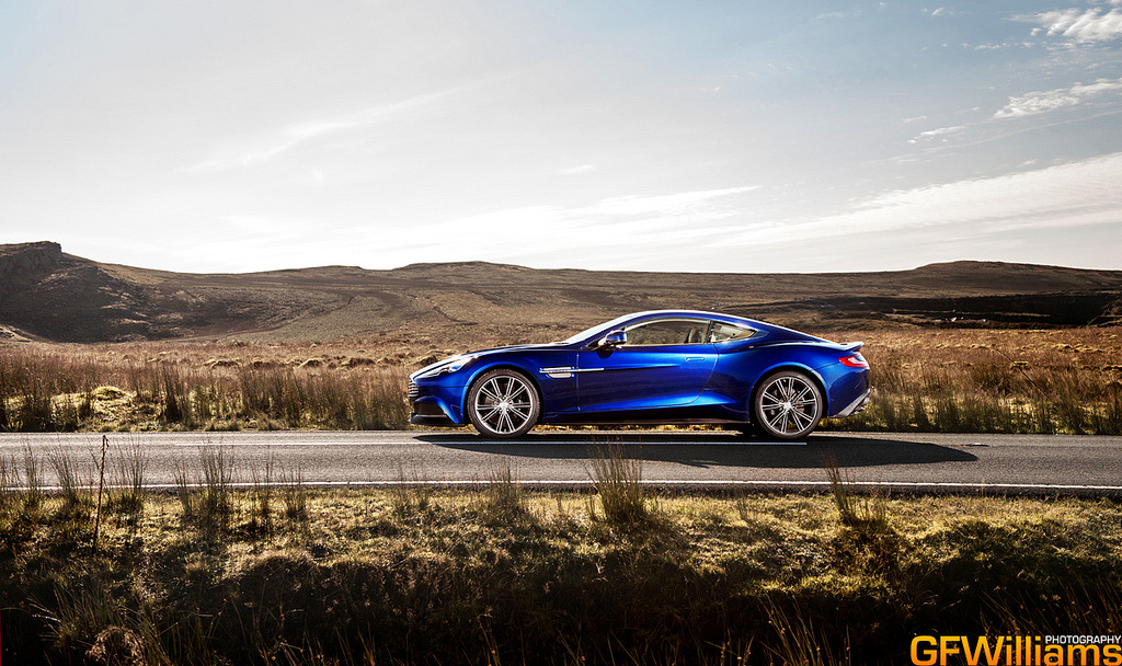 automotivated:  Aston Martin Vanquish (by GFWilliams.net Automotive Photography)