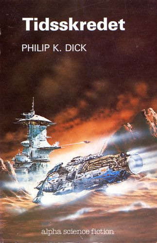 "The good ol' days… when you could actually titled your sci-fi book something like ""Tidsskredet."""