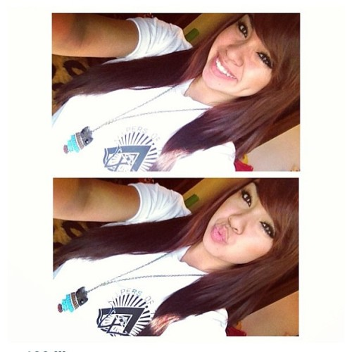 s/o to the lovely @babbienysaa for the picture wearing our keepers tee! now avail at alwayswatching.bigcartel.com #alwayswatching #siempremirando #awclicka