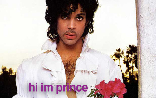 "funnyordie:  Prince Recaps SXSW 4 U We asked Prince to write a blog about SXSW. Enjoy!  Just happened upon this as I was listening to ""When Doves Cry"""