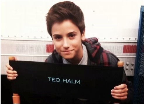 Looks like Girl Meets World is getting a new boy as well. Meet Teo Halm who will be playing a character named, Elliot!