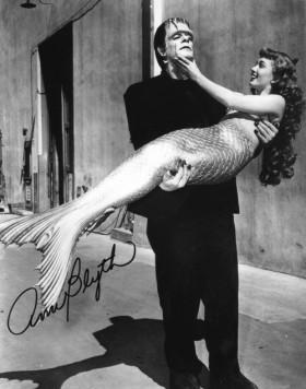 (via Frankenstein and the Mermaid - Retronaut)