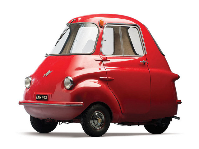 Microcar RM Auctions Bruce Weiner 08 by Fine Cars on Flickr.I want this! (I wonder if I'd fit in it?)