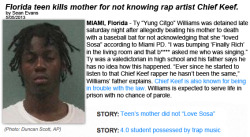 "houndoom:  promo4homo:  Teen's mother did not ""Love Sosa""  florida tho"