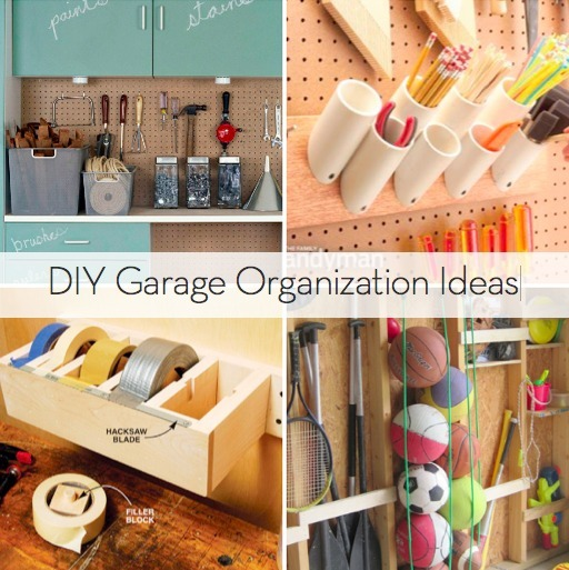 niftyncrafty:  10 DIY Garage Organisation Ideas | Curbly