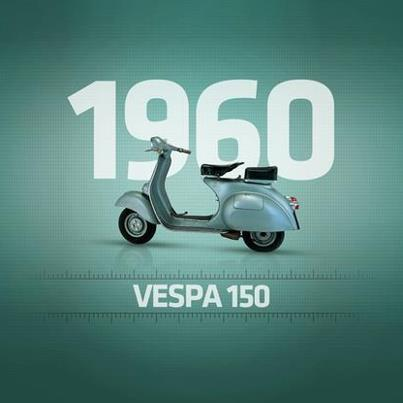 Vespa. Timeless. (via revivalstorespaceage)