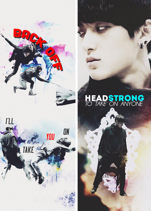Headstrong we're headstrong