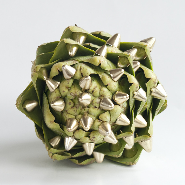 ARTICHOKE BY SCOTT YOUNG 2013 *image captured by harmony villandry