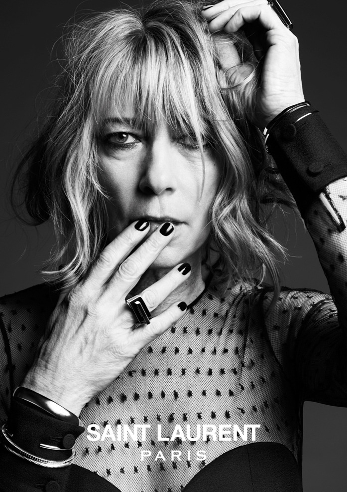 When I grow up — am I grown up yet? — I still want to be Kim Gordon.