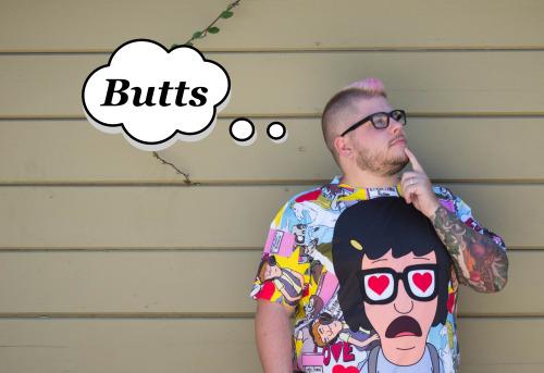 kodiakfrank:Butts