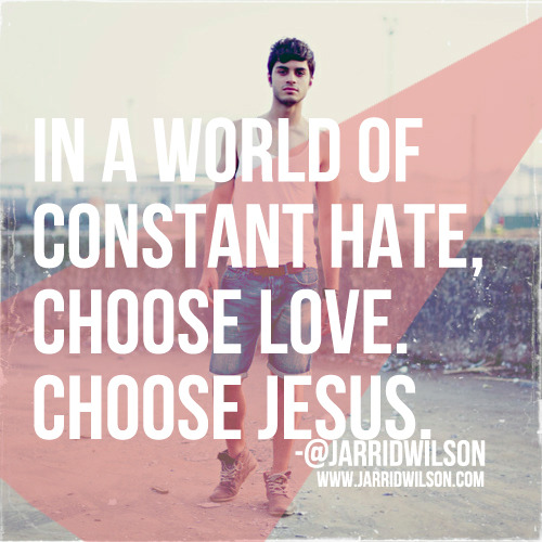 iwilltrustinyou:  Choose JESUS Follow us at http://gplus.to/iBibleverses