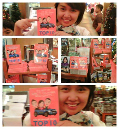12.13.12 - Finally! The hunt is over! :) I was able to buy my book two in NBS Market! Market! branch.Yes, I am a happy Rusher. :)Anyways, to my fellow Rushers who doesn't have the book yet… You may buy the book two in all leading bookstores in the Metro! As well as in Mini Stop (o di ba! BONGGA! :D) Happy reading! :)