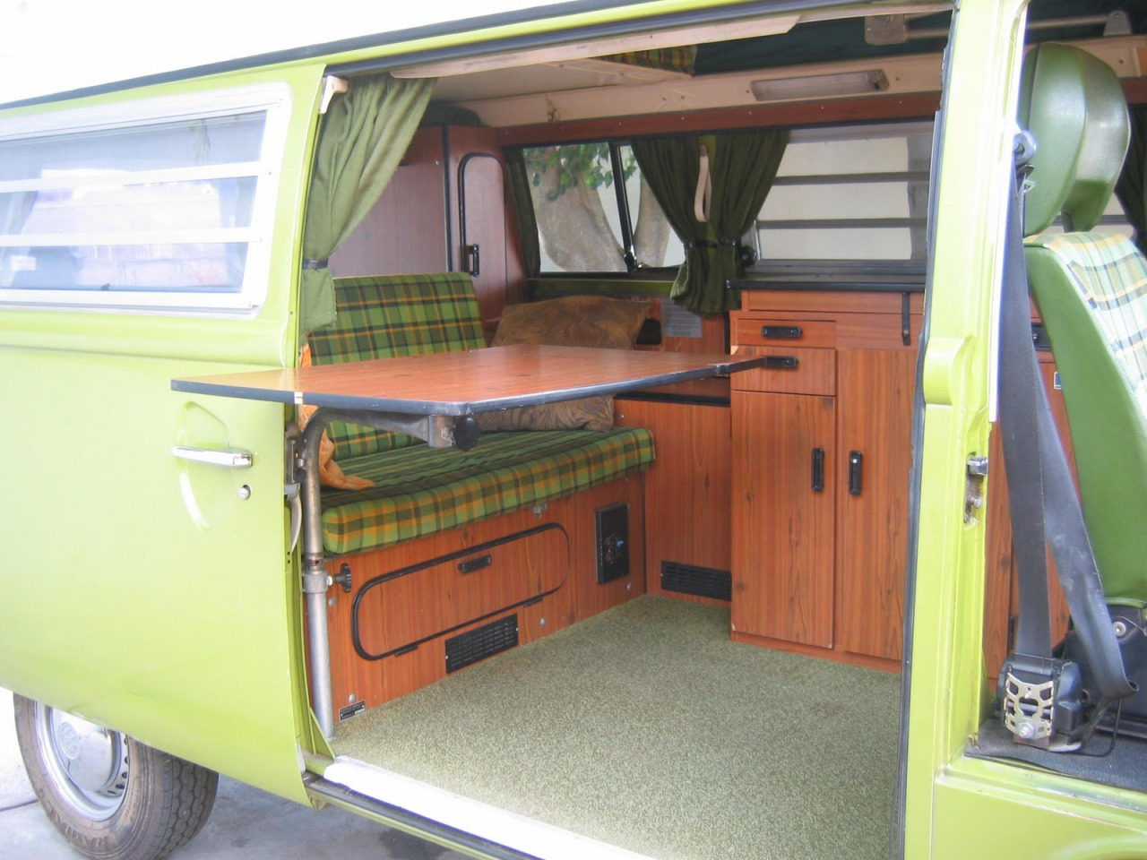 Goodordering campervan