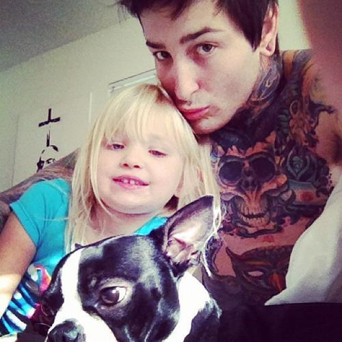 This is so cute…it just makes me wanna cry ;(  R.I.P Mitch Lucker