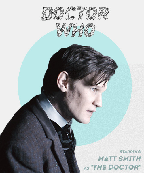Movie Poster Challenge: Doctor Who