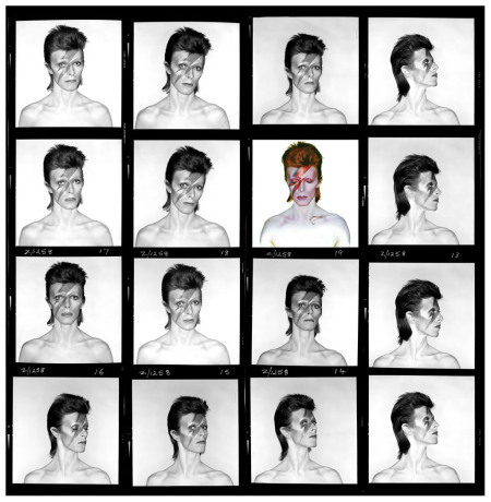 David Bowie by Brian Duffy