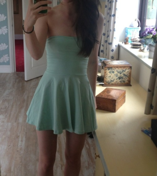 perplexiing:  My new dress came today yay!!!
