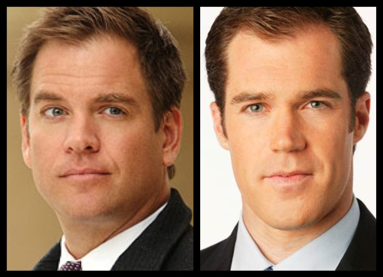 Anyone else think that Michael Weatherly and Peter Alexander could be brothers?