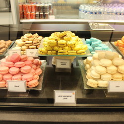 Macarons @ Paris, France  Lots of Macarons to pick from #paris  Via Foodspotting