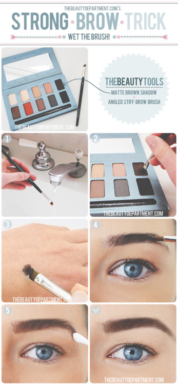 createthislookforless:  Via The Beauty Department.  See full article HERE.  going to try this