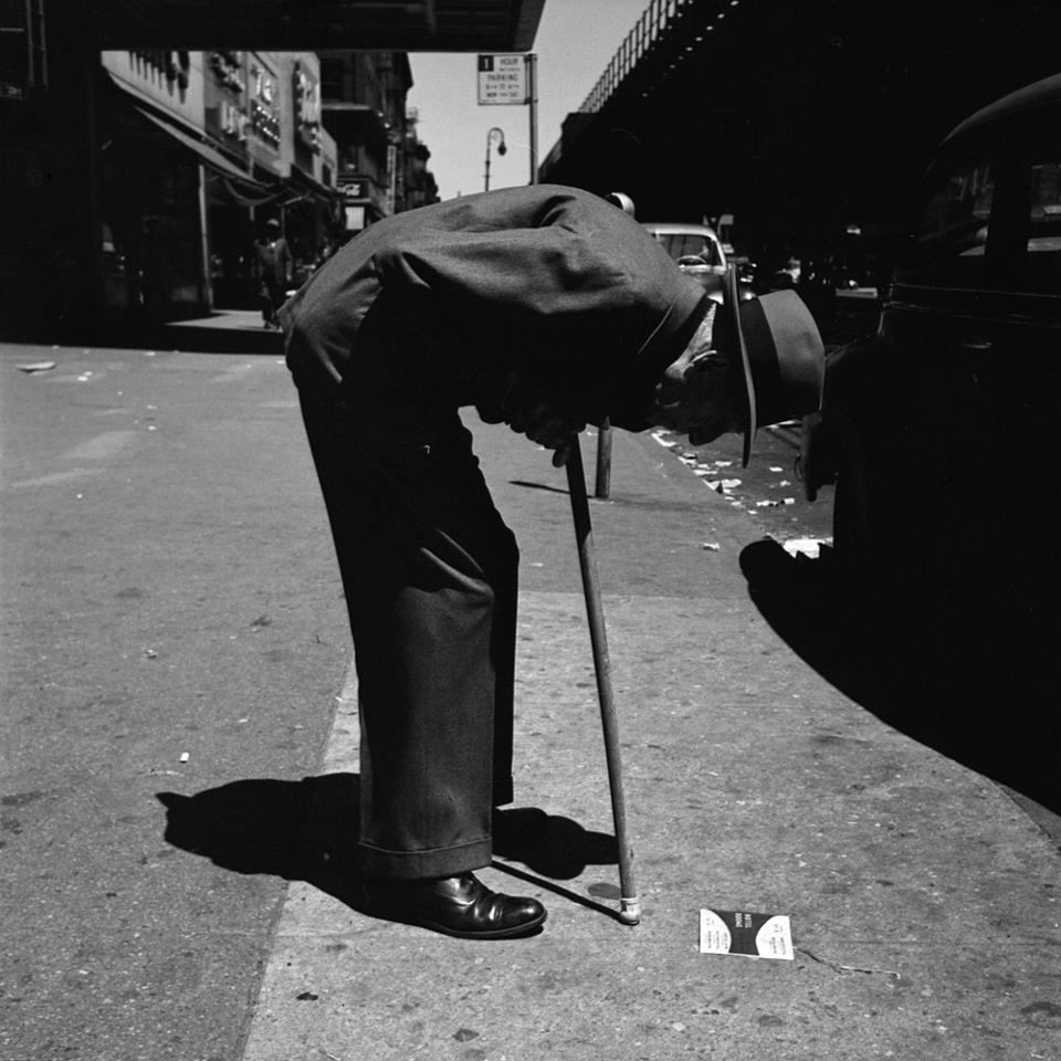 adanvc:   1954. by Vivian Maier/Maloof Collection