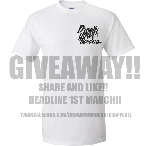REBLOG THIS AS MANY TIMES AS YOU LIKE FOR A CHANCE TO WIN! Also go to our facebook page and give it a like and share this photo for an extra chance to win!