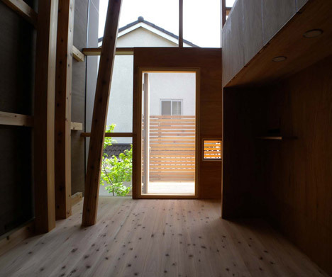 House of Cedar by Suga Atelier Osaka, Japan