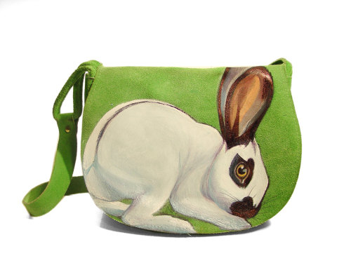 Dancing White Rabbit bag - NYhop