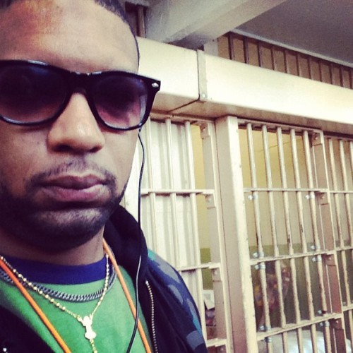 iquanw:  Only time my black ass will be in jail. #Alcatraz (at Alcatraz Island)  That comment. ^^