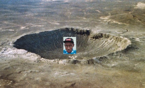 sovietbaby:  tyler the crater