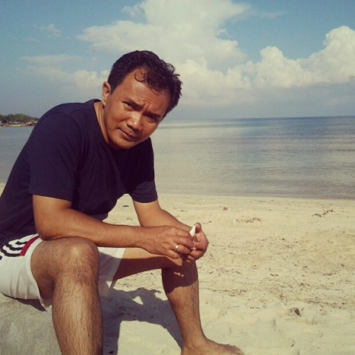 Beach (at Sunset Beach Resort & Resto)