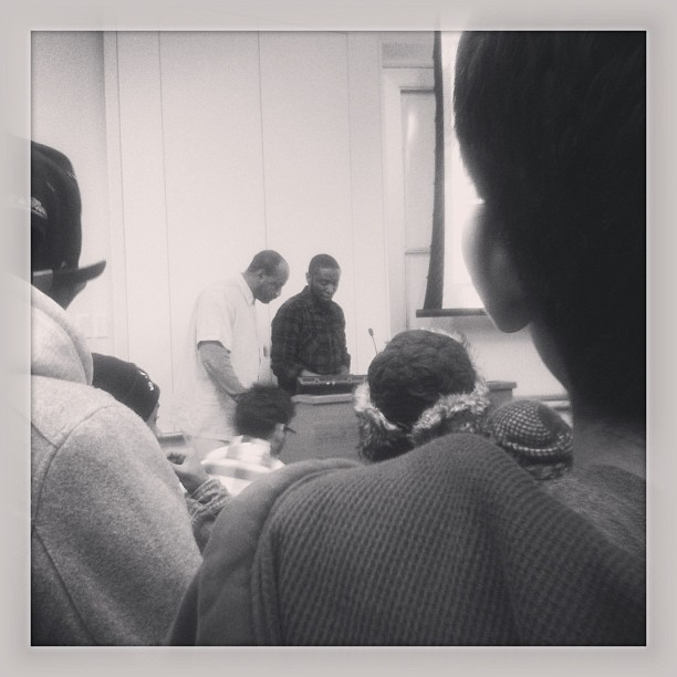 @9thwondermusic at #upenn