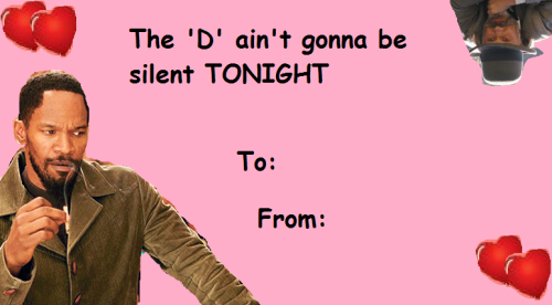 justadogearedpage:  may or may not have made Miranda a valentine to end all valentines
