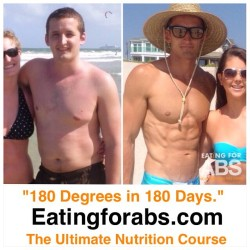 http://Eatingforabs.com. Permanent fat loss doesn't happen over night. THE ULTIMATE NUTRITION COURSE begins October 16th.   Learn to eat, cook, shop and train for your BEST BODY. LOOK great and feel BETTER by taking the guess work out of the process.   Space is limited. First come first serve basis. Reserve your spot today at http://Eatingforabs.com  #EatingForAbs #nutrition #training
