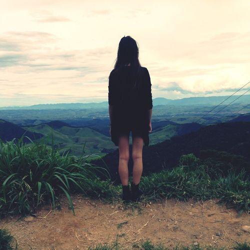 brazil brunnete girl grunge hipster landscape vintage