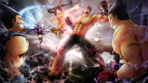 TEKKEN Rumble Flash by *Bob-Raigen