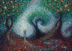 urhajos:  Two Souls by *eddiecalz