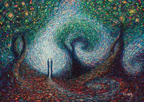 urhajos:  Two Souls by *eddiecalz
