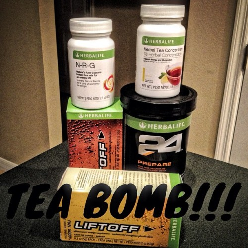 #TEABOMB This bad boy's going down in the morning!  Any #Herbalife family out there that knows how to mix this up, please let me know. Ask me about my #HerbaheroMealPlan today! Inbox or email herbaendurance@gmail.com https://www.goherbalife.com/herbaendurance #EOMEVERYDAY #BLE #BESTLIFEEVER #FUNSIMPLEMAGICAL #HERBAHEROES #HERBALIFE #HERBALIFE24 #HERBALIFE24FIT #GENH #GENERATIONH #ALWAYSAWAY #SOLUTIONS #15KVP #4MYFAMILY #f5 #DONEDEAL #NOMATTERWHAT #HEALTHCOACH #PROPERNUTRITION #FITNESS #NUTRITION #WEIGHTLOSS #JOURNEYNOTDESTINATION #Instadaily #picoftheday #picstitch