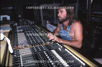Dennis Wilson: The only man who can make overalls look badass.