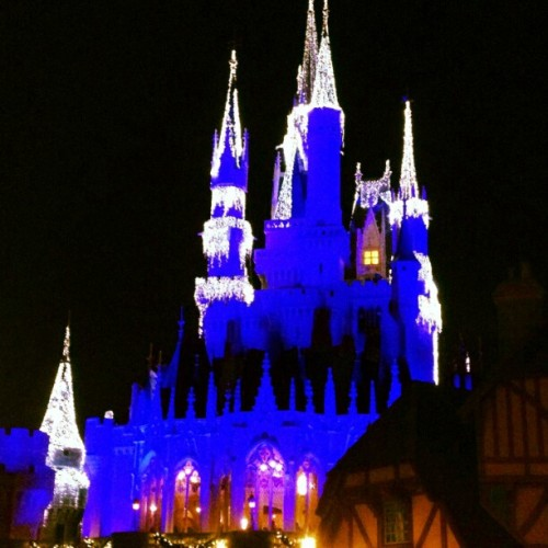 #Disney #MagicKingdom #castle