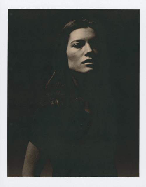 lovewantmagazine:  Unpublished 8x10 Polaroid - bartolomeo celestino 2003